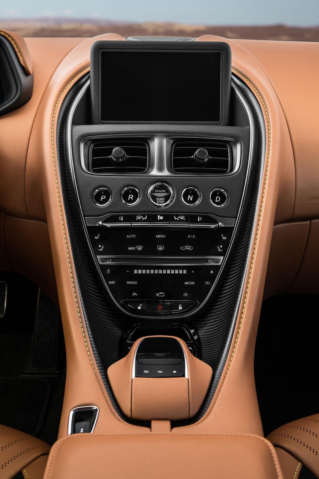 Aston Martin Db11 Amr Mariana Blue Designer Specification Interior Car Body Design