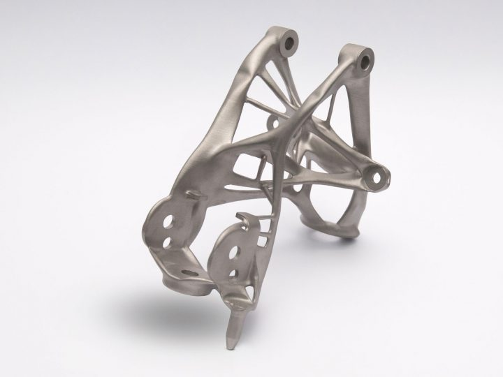 GM uses generative design for vehicle lightweighting - Car Body Design