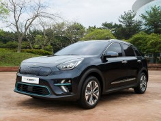 Kia reveals all-electric Niro EV