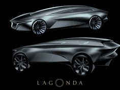 Lagonda electric SUV confirmed for 2021