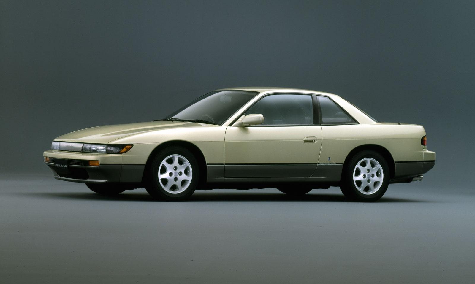 Nissan Silvia S13 Car Body Design