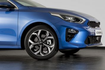 Kia Ceed Exterior Design Wheel Detail