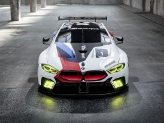 Interview with BMW Motorsport designer Michael Scully on the new M8 GTE