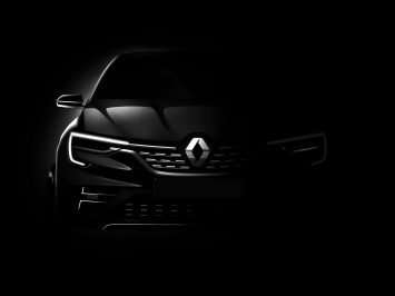 Renault teases new C-segment crossover