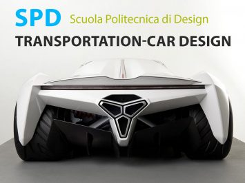 SPD Master in Car Design in collaboration with Lamborghini: scholarships applications are open