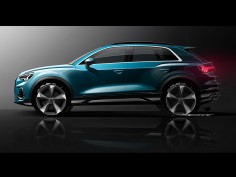 New Audi Q3: the design