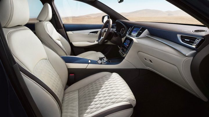 2019 Infiniti QX50 Interior Design