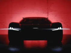 Audi previews PB 18 e-tron Concept ahead of Pebble Beach debut