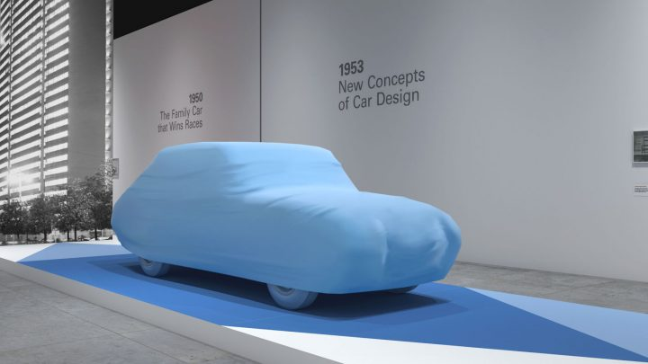 Diamond Car Design by Gio Ponti brought to Life at Grand Basel
