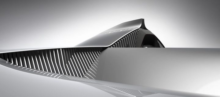 Infiniti Prototype 10 Concept Surface Detail