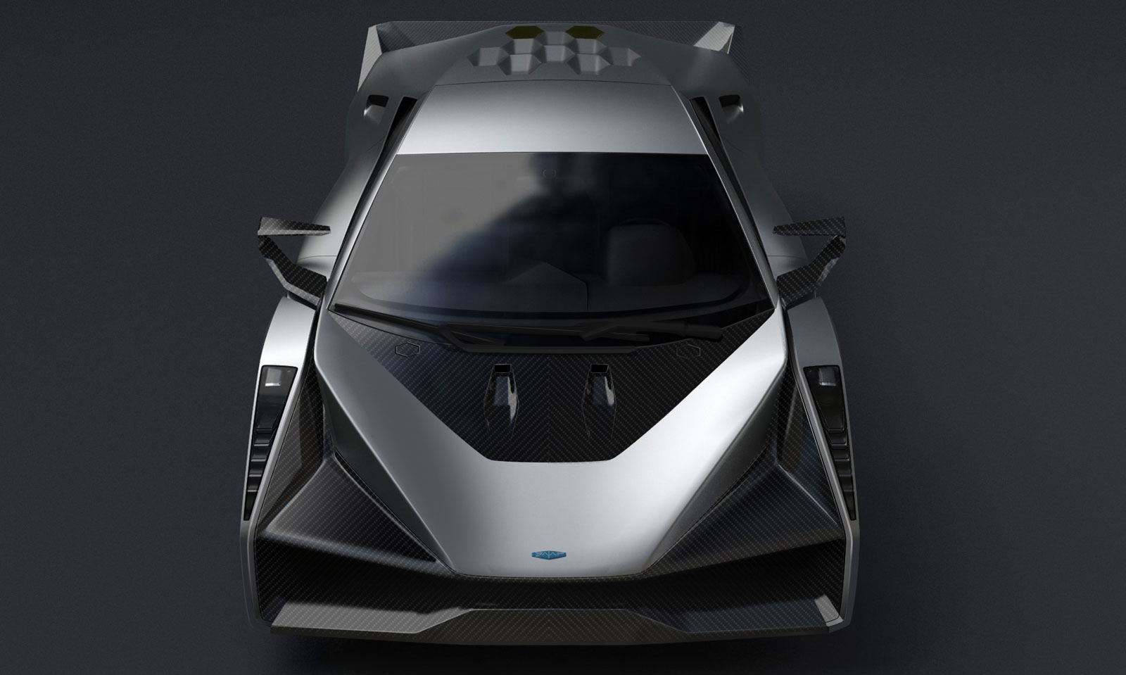 Salaff Design C2 Supercar