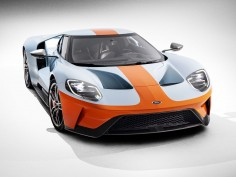 2019 Ford GT Heritage Edition celebrates 1968-69 Le Mans-winning GT40