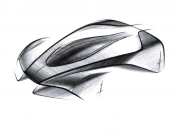 Aston Martin teases 2021 Hypercar with design sketch