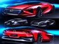 Mazda Concept design sketch demo