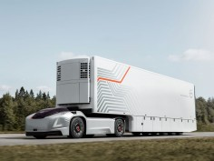 Volvo Trucks Vera shows the future of autonomous commercial vehicles