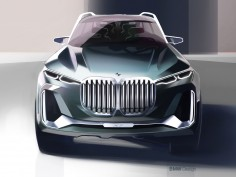 BMW Concept X7: Design Gallery