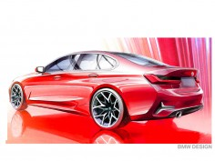 New BMW 3 Series Sedan: the Design