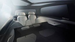 BMW Concept X7 Interior Design Sketch Render