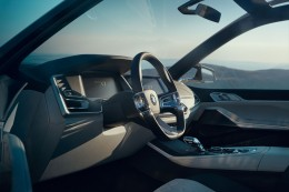 BMW Concept X7 Interior Design