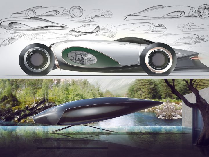Bentley and RCA envision the future of British Luxury