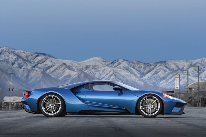 Ford GT application window to re open for one month