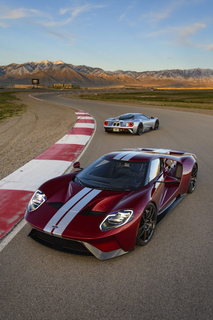 Ford will produce 1350 additional Ford GT supercars