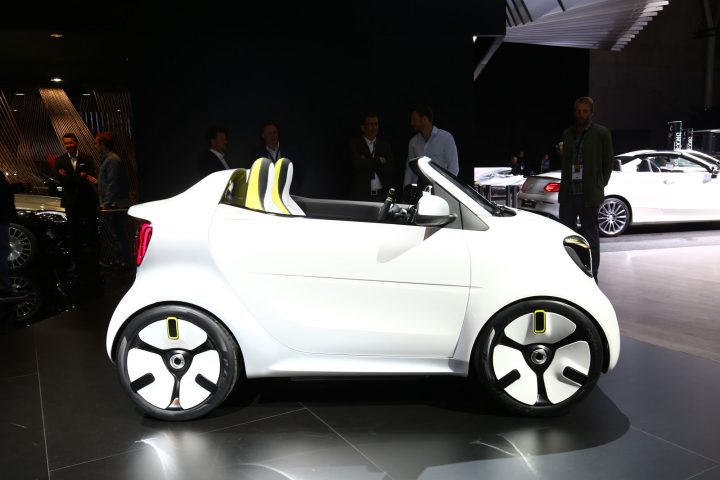 Smart Forease Concept at 2018 Paris Show