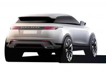 New Range Rover Evoque: the Design
