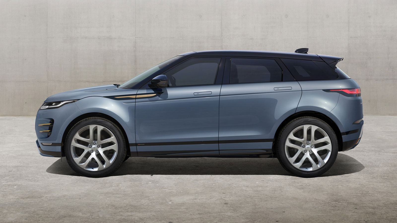 New Range Rover Evoque Exterior Design