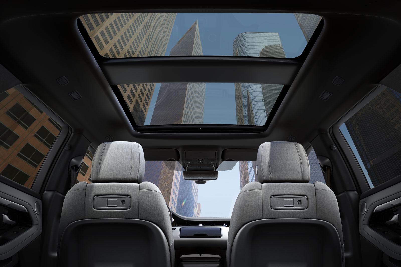 Range Rover Evoque Interior >> New Range Rover Evoque Interior Design Car Body Design