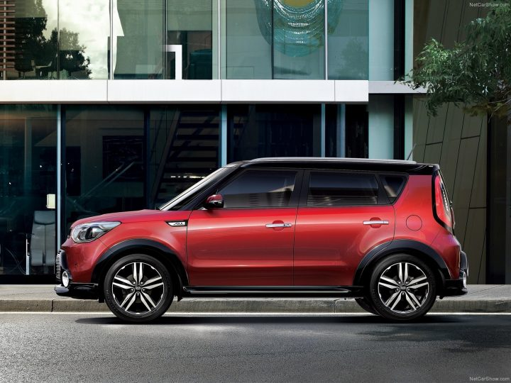 2014 Kia Soul EU version