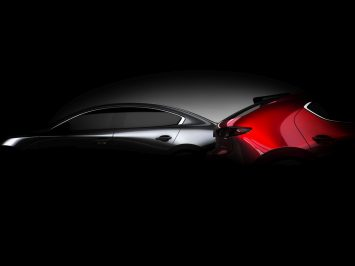 All-new Mazda3 teased ahead of LA Motor Show debut