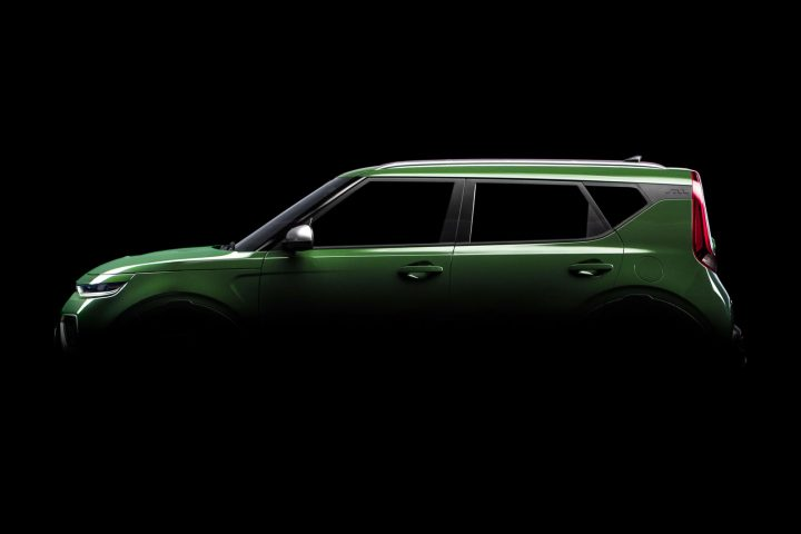 2020 Kia Soul design preview