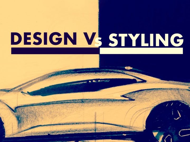 Design vs Styling: Luciano Bove explains the difference