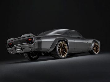 Dodge Super Charger 1968 Concept