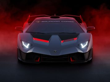 Lamborghini Squadra Corse unveils the SC18, its first one-off ever