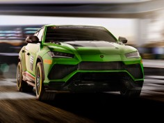 Lamborghini Urus ST-X Concept previews 2020 single-brand racing series