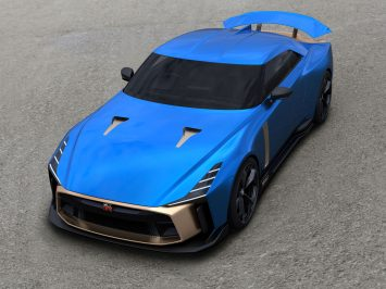 Nissan GT-R50 by Italdesign confirmed for production