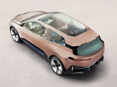 BMW Vision iNEXT Concept explores the future of personal mobility