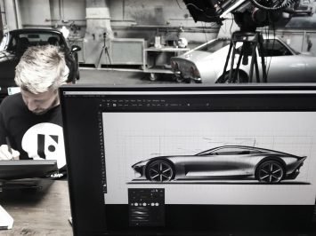 inktank.academy: individual training with professional car designers