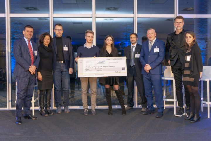 Italdesign Research Contest on Future Mobility in Cities 2nd Winner