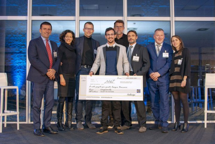 Italdesign Research Contest on Future Mobility in Cities 3rd Winner