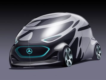 Mercedes-Benz Vision Urbanetic Concept