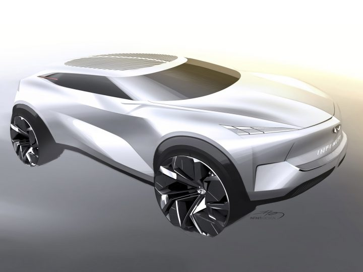 Infiniti Announces Partnership With With Art Center And College For Creative Studies Car Body Design