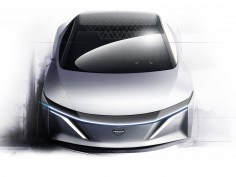 Nissan IMs Concept: Design Videos