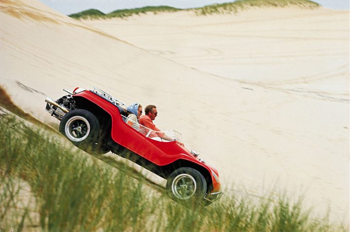 VW based Dune Buggy Picture from The Dune Buggy Handbook