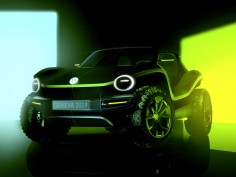 Volkswagen teases Buggy concept inspired by the 1960s-1970s