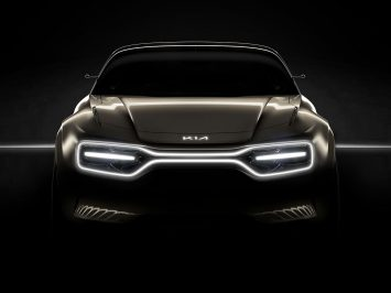 Kia teases bold electric concept ahead of Geneva debut