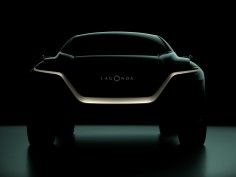 Aston Martin previews Lagonda All-Terrain Concept