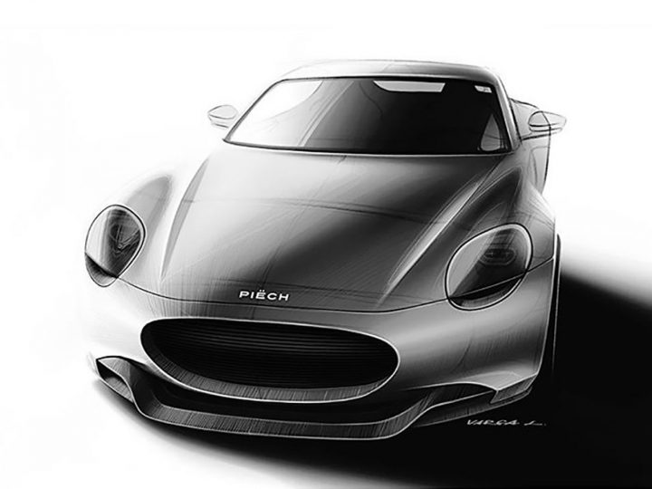 Piëch Automotive Mark Zero GT design preview